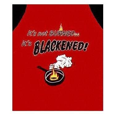 Blackened Apron