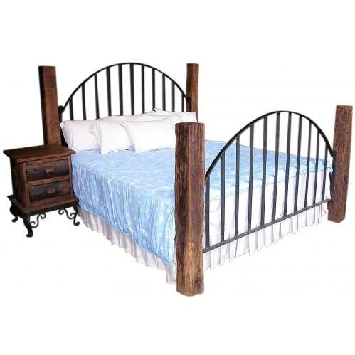 Groovy Stuff Ranch Cabin Bed - King Size - TF-425-K