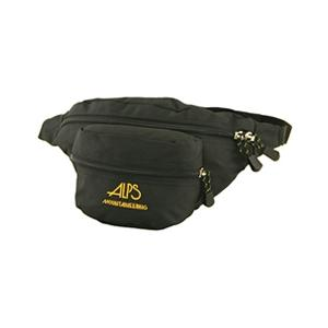 ALPS Mountaineering 6th Avenue Fanny Pack Black