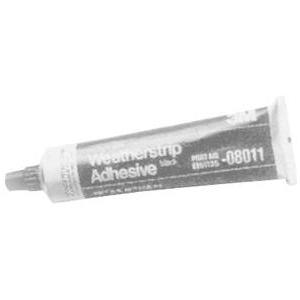 3M Automotive Products Weatherstrip Adhesive - Black
