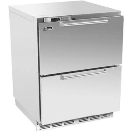 Perlick HP24FS-5 5.3 Cu. Ft. Capacity Drawer Freezer - Stainless Steel
