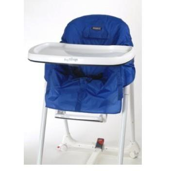 Messeez High Chair Cover - Size A - Blue