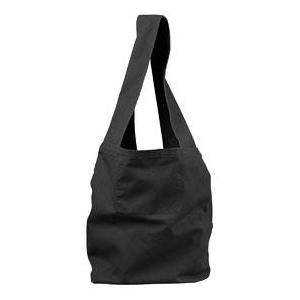 Authentic Pigment Direct-Dyed Sling Bag - Black