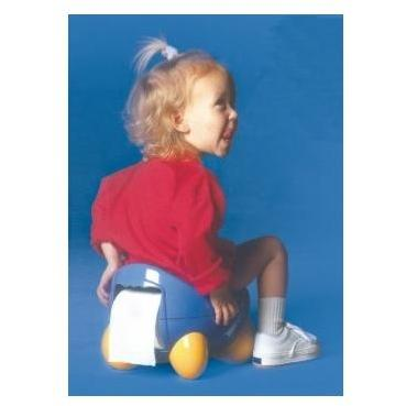 Baby Bug Potty With Toilet Roll Holder