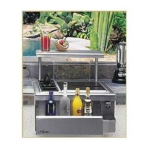 Alfresco 24 Inch Bartender - Built-in
