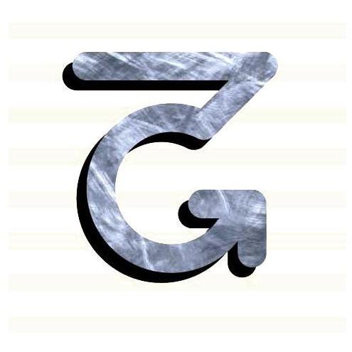 Texas Irons G Branding Iron