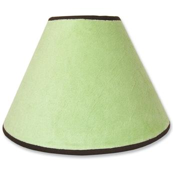 Trend Lab Lampshade - Sage/Chocolate