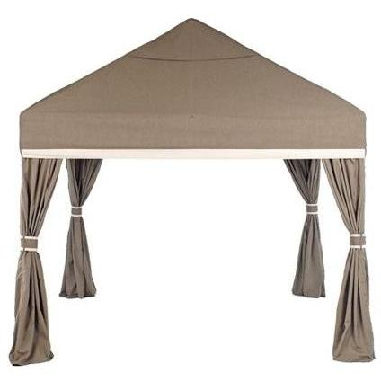 E-Z UP 10 X 10 Ft Preferred Pavilions - Luxe