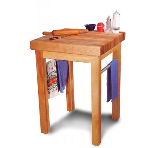 French Country Square Butcher S Block