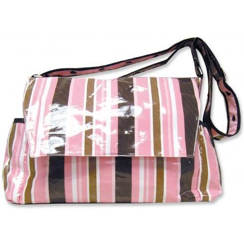Trend Lab Messenger Diaper Bag - Maya