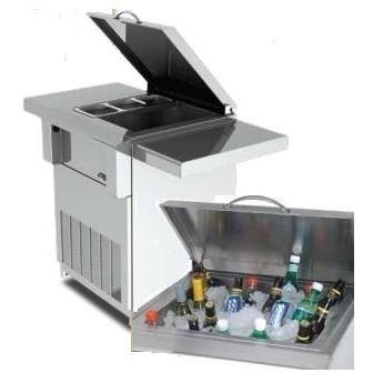 Alfresco Cart Model Refrigerator