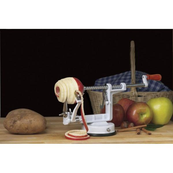 Universal Apple Peeler With Suction Cup Base - 701