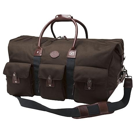 Filson Passage Expedition Large Duffle Brown