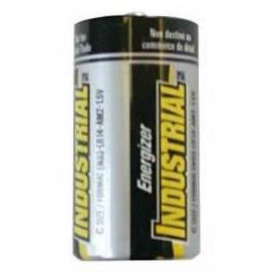 Eveready Energizer Batteries Industrial Alkaline Batteries - C, 12 Pack