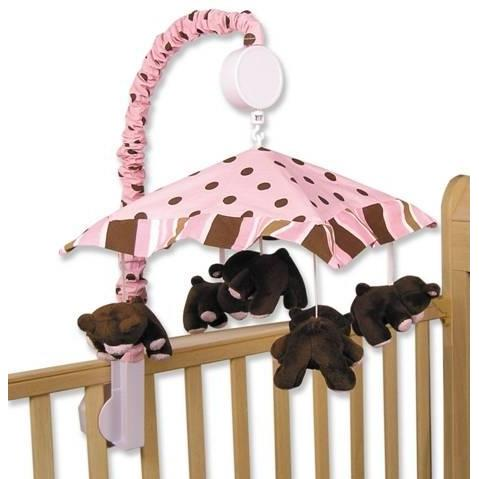 Trend Lab Musical Crib Mobile - Maya
