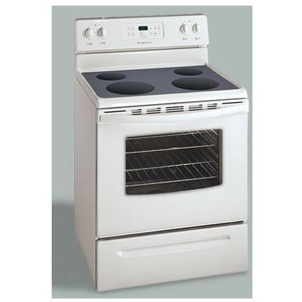Frigidaire Ranges FEF366ES 30 Inch Free-Standing Electric Range - White