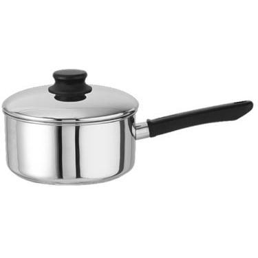 Innova Kitchen Basics 3qt. Stainless Covered Saucepan