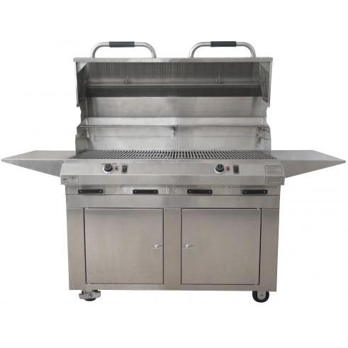 Electri-Chef 48 Inch Closed Base Dual Control Electric Grill