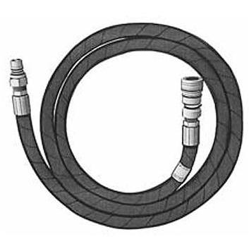 Crown Verity 10 Ft 1/2 Inch Natural Gas Hose For 30, 36 And 48 Inch Gas Grills