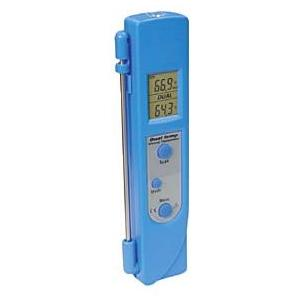 Mastercool Dual Temp Infrared/Probe Thermometer