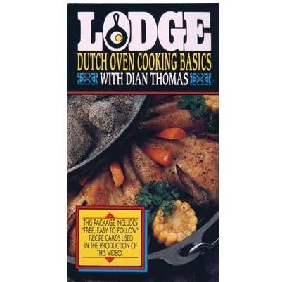 Lodge Dutch Oven Basics With Dian Thomas