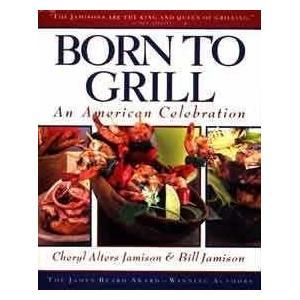 Born To Grill Cookbook