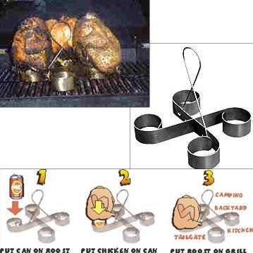 Drunk Chicken Roost