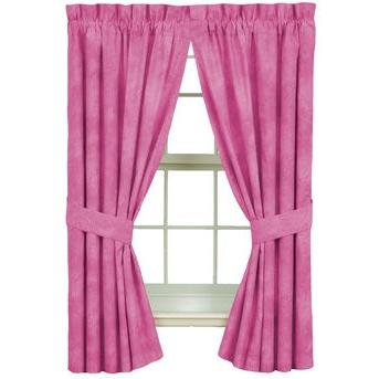 Karin Maki Window Curtain - Caribbean Coolers Pink Paradise