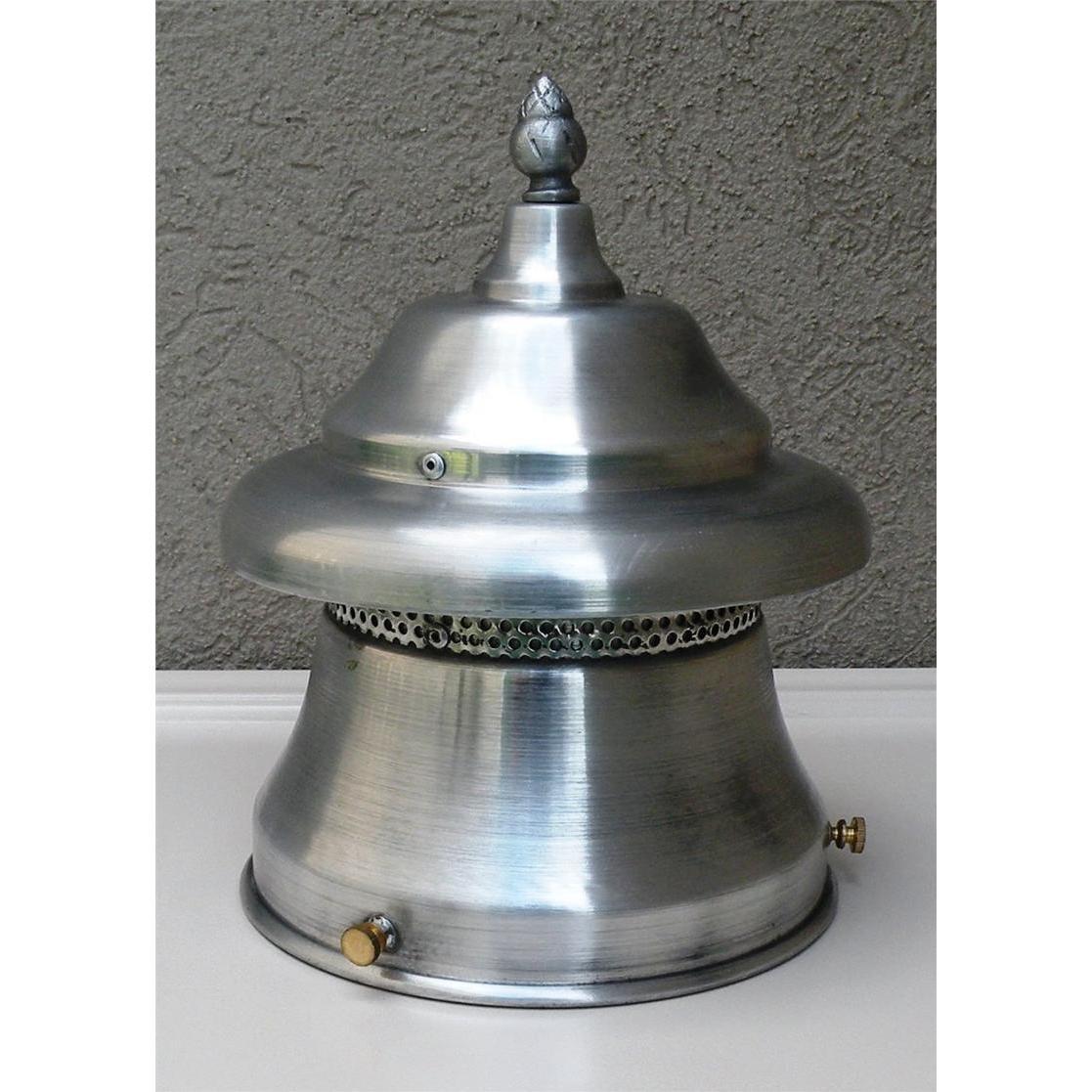 Gaslite America Spun Aluminum Ventilator Rain Shield