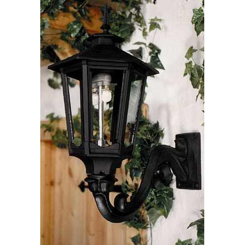 Gaslite America GL1600 Cast Aluminum Manual Ignition Natural Gas Light With Dual Mantle Burner And Standard Wall Mount