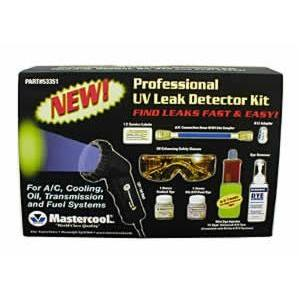 Mastercool Professional UV Leak Detector Kit With 50W