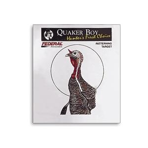 QB Turkey Target 10pk