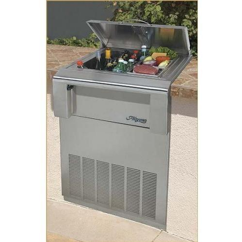 Alfresco Built-In Countertop Refrigerator