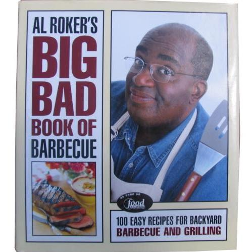 Al Roker's BBQ Book