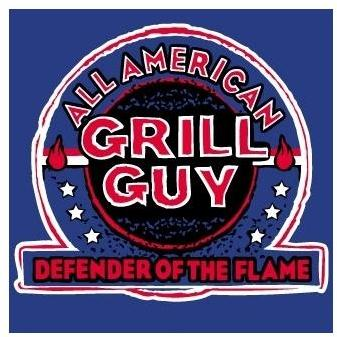 All American Grill Guy Apron