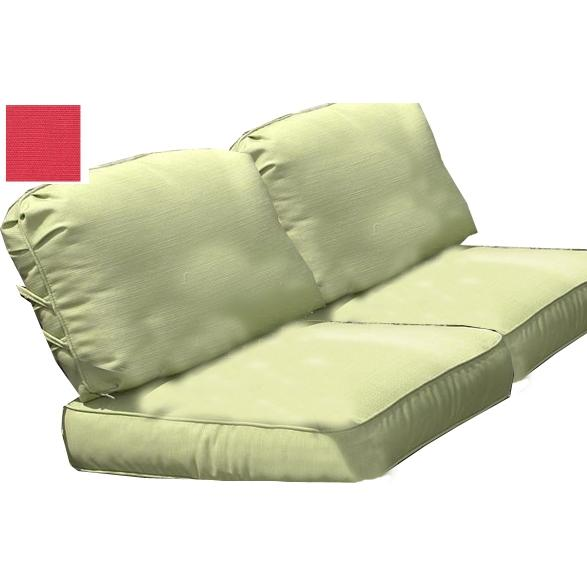 Alfresco Home Cushion Set For 22-0400 - Jockey Red