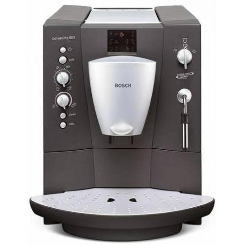Bosch Benvenuto B20 Fully Automatic Coffee Center