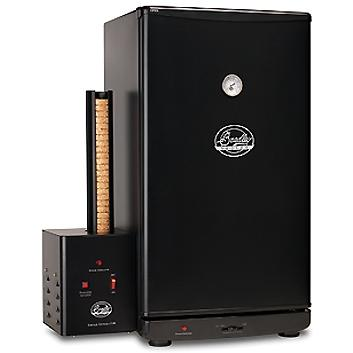 Bradley Technologies BBQ Food Smoker Original 4 Rack Black