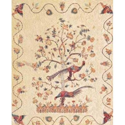 Tree Of Life With Birds Poster Print