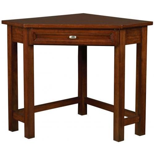 Home Styles Hanover Corner Lap Top Desk - Cherry - 5532-17