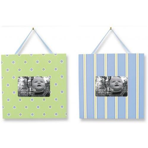 Trend Lab 2-Piece Photo Frame Set - Caterpillar