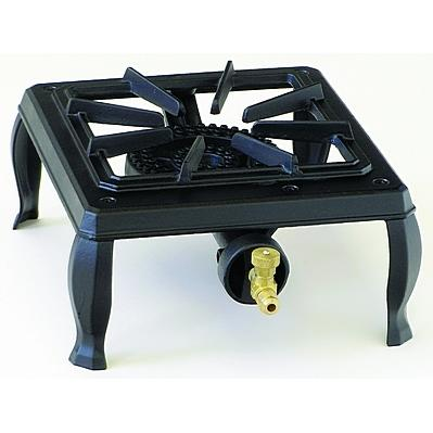 Economy Cast Iron Outdoor Stove with Single Burner
