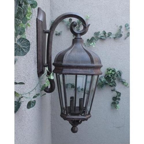 Gallery Series Lighting Ballister Bronze Cast Aluminum Electric Light