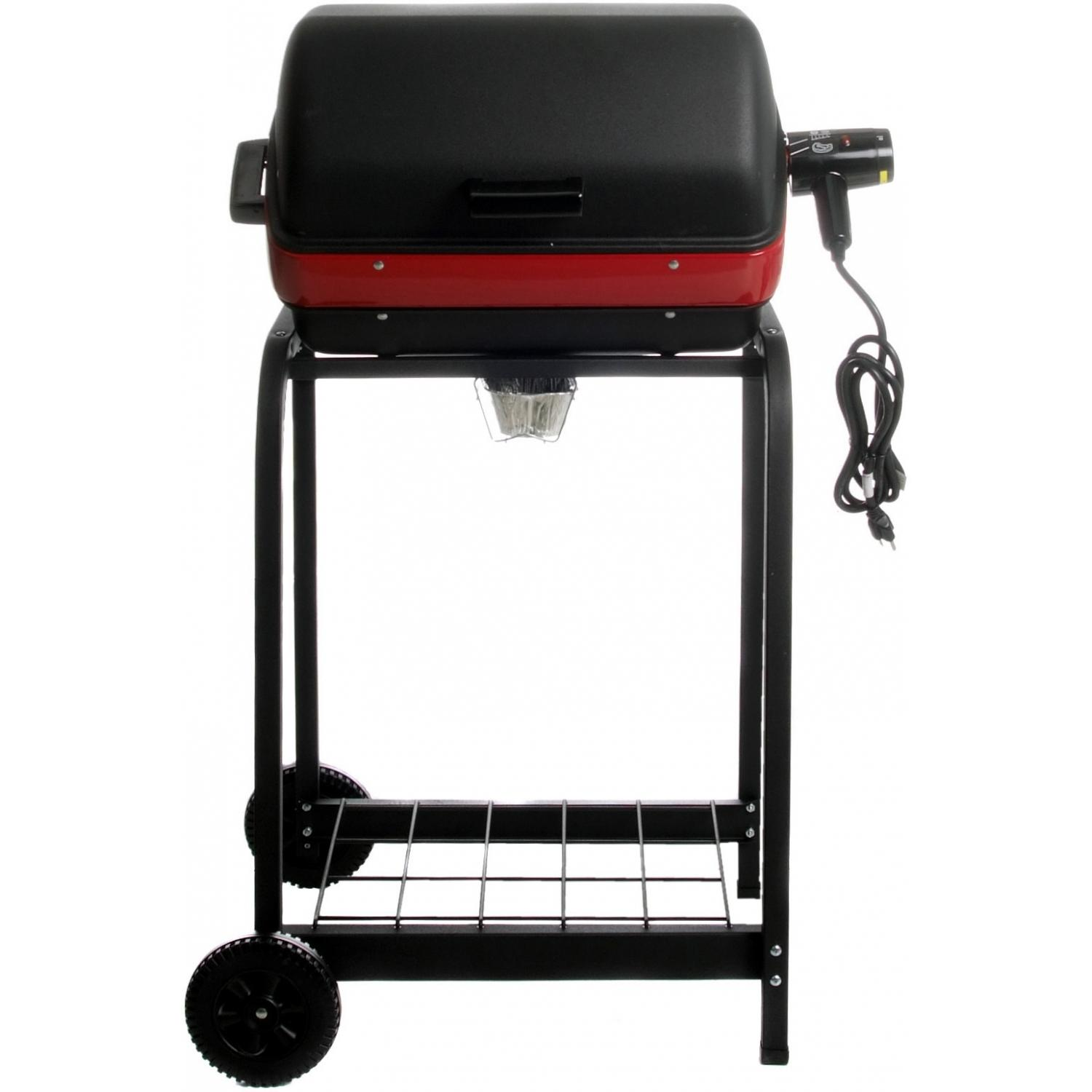 Meco Electric Grills - 9320 Electric BBQ Grill On Cart