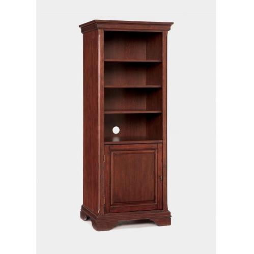 Home Styles Lafayette Pier Cabinet - Cherry - 5537-13