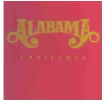 ALABAMA - ALABAMA CHRISTMAS (CD)