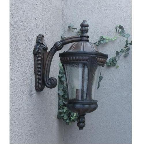 Gallery Series Lighting Angelica Bronze Cast Aluminum Electric Light