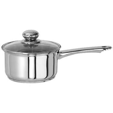Innova Classicor 3qt. Stainless Covered Saucepan