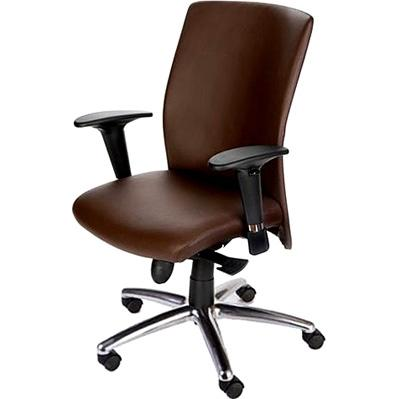 Mac Motion Cacao Office Chair - CEL-7120-A-Cacao