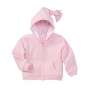 Apples & Oranges Sammi Tassle Hoodie 12-18 Month - Rosey Cheeks